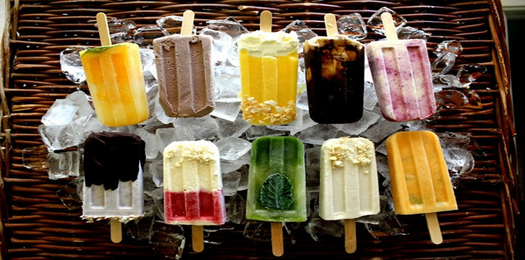 Ice pops recipes