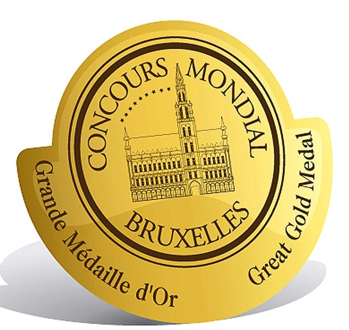A Grand Gold Medal for the Auret 2013!
