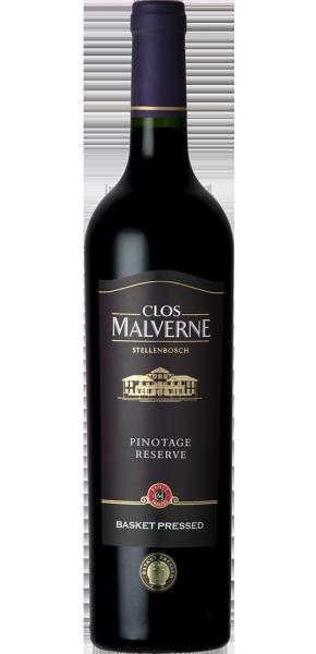 Clos Malverne Pinotage Reserve